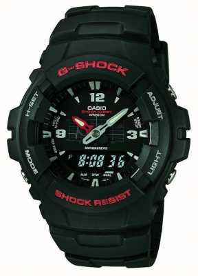 Casio Cronografo G-shock g-100-1bvmes G-100-1BVMUR