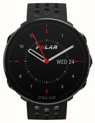 Polar Vantage m2 | cinturino in silicone nero / grigio 90085160