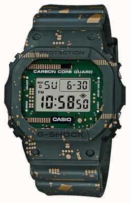 Casio G-shock | protezione anima in carbonio | cinturini e lunetta intercambiabili DWE-5600CC-3ER