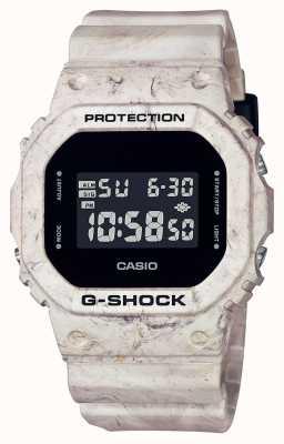 Casio G-shock | marmo ondulato utilità | Display digitale DW-5600WM-5ER