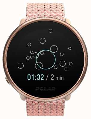 Polar Ignite 2 | rosa e rosa | tracker attività e risorse umane | cinturino in tessuto rosa | s / m 90085186