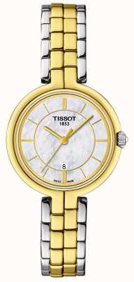 Tissot Quadrante in madreperla fenicottero T-lady T0942102211101