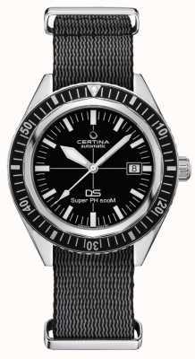 Certina Cinturino nato Ds super ph500m diver C0374071805000