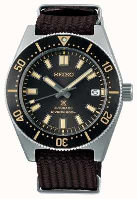Seiko Prospex | primo orologio subacqueo giapponese riedizione del 1965 con zaffiro automatico SPB239J1