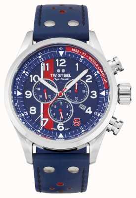 TW Steel | volante | nigel mansell edizione limitata | cronografo blu | SVS307