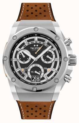 TW Steel Cinturino marrone cronografo in edizione limitata Ace genesis ACE120