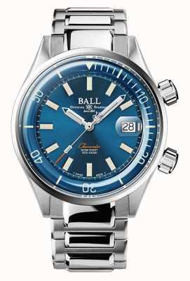 Ball Watch Company Ingegnere master ii subacqueo cronometro quadrante blu DM2280A-S1C-BE