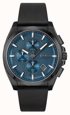 BOSS | gran maestro sport lux | cinturino in pelle nera | 1513883