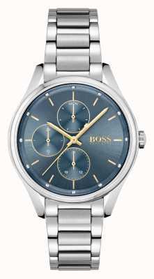 BOSS Grand Course sport lux | cinturino in acciaio inossidabile 1502583
