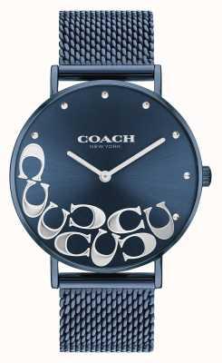 Coach Bracciale donna maglia blu perry 14503824