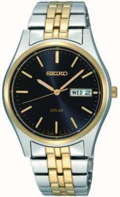 Orologio Seiko alimentato solare SNE034P1