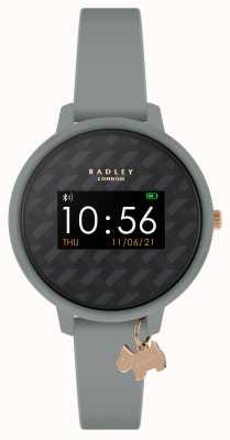 Radley Smart watch serie 3 cinturino grigio e ciondolo per cani RYS03-2018