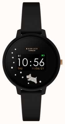 Radley Smart watch serie 3 cinturino in silicone nero RYS03-2026