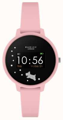 Radley Smart watch serie 3 cinturino in silicone rosa RYS03-2027