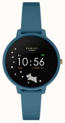 Radley Smart watch serie 3 in silicone verde acqua RYS03-2028