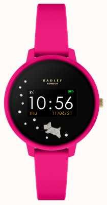 Radley Smart watch serie 3 cinturino rosa magenta RYS03-2030