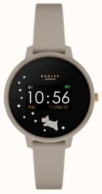 Radley Smart watch serie 3 cinturino in silicone grigio RYS03-2032