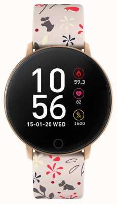 Radley Smart watch serie 5 cinturino floreale crema RYS05-2042