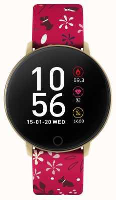 Radley Smart watch serie 5 cinturino floreale arancione RYS05-2044