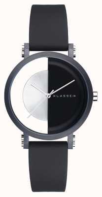 Klasse14 Im arch black cinturino in silicone nero 32mm IM18BK007W