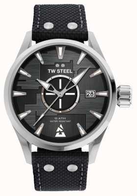 TW Steel Cs: cinturino in tessuto per orologio in edizione speciale go arena VS99