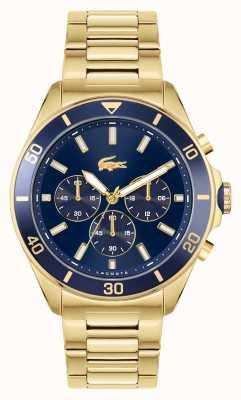 Lacoste Orologio cronografo tiebreaker da uomo 2011151