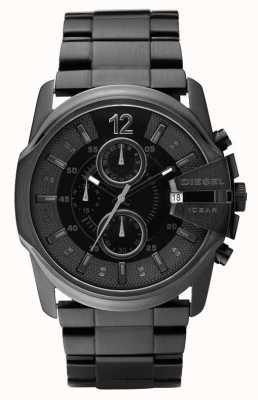 Diesel Uomo tutto nero cronografo DZ4180