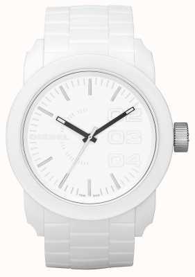 Diesel Unisex orologio quadrante bianco DZ1436