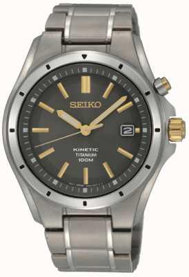 Seiko Cinetico titanio maschile SKA765P1