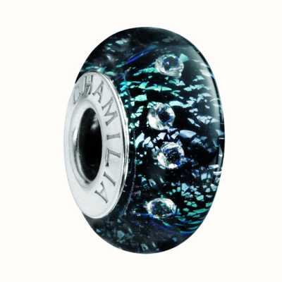 Chamilia Radiance Collection-nero lucido OB-202