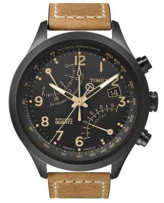 Orologio Timex IQ T Serie Fly-Back Cronografo T2N700