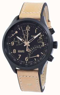 Orologio Timex IQ T Serie Fly-Back Cronografo T2N700