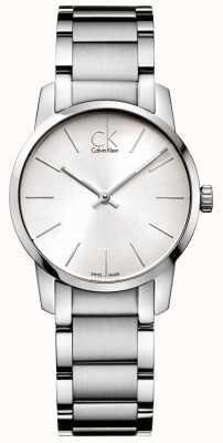 Calvin Klein Città signore bracciale in acciaio stianless K2G23126