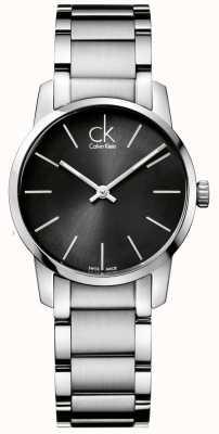 Calvin Klein Cassa in acciaio inox donna K2G23161